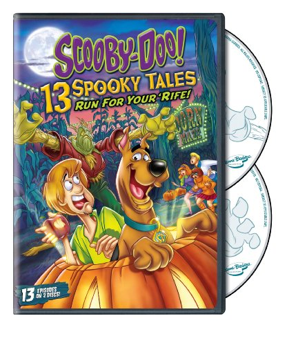 Scooby Doo Halloween (Scooby-Doo! 13 Spooky Tales Run For Your 'Rife! (DVD))