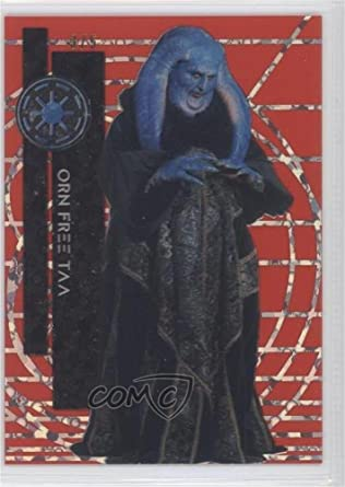 Orn Free Taa 3 5 Trading Card 2015 Topps Star Wars High