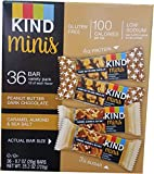 Kind Mini Chocolate Bars Variety Pack, 36 Count