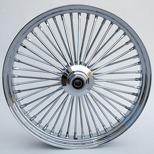 Chrome Spoke Rims - 7