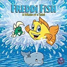 Freddie Fish a Whale of a Tale!