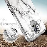 Townshop Galaxy S5 Case, Marble Design Hard Impact