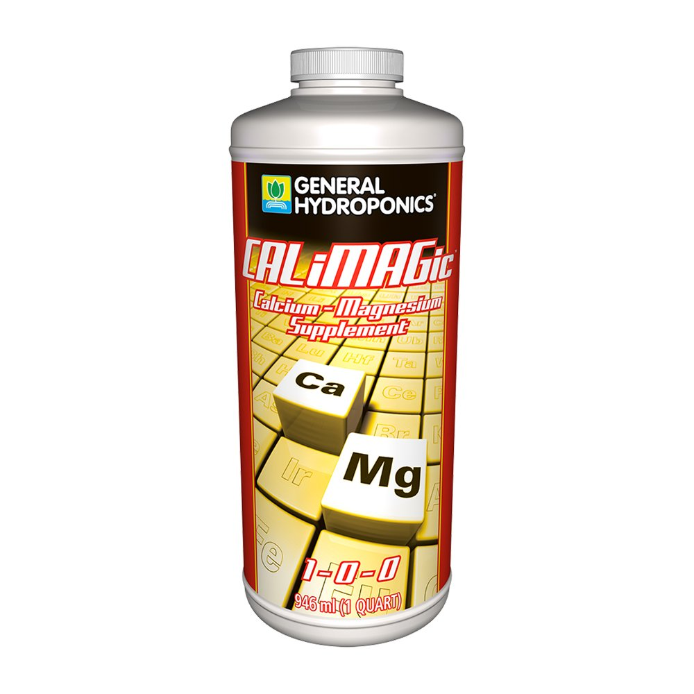 General Hydroponics CALiMAGic Quart - Cal Mag Organic Plant Supplement - Calcium Magnesium Nutrient for Hydroponic, Helps Blossom End Rot with Bonus 5 Pipettes and Hydro Empire 4oz Measuring Cup Kit by Hydro Empire (Image #6)