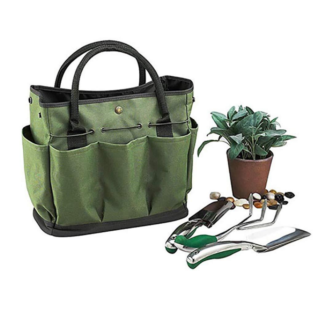 TAOtTAO - Bolsa de jardinería con bolsillos para ...
