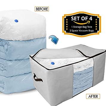 Amazon.com: Bolsa de almacenamiento de gran calidad con ...