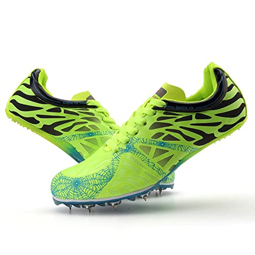 85b5ee89 Track shoes, Anduode Boys' Light Weight Breathable Track Spike ...