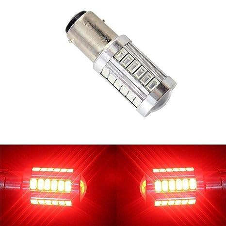 BAY15D 33 5630 - Bombilla LED para intermitente de freno