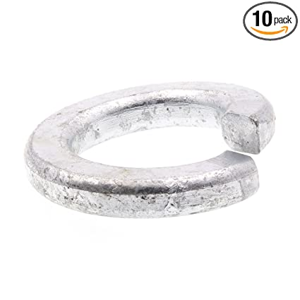3//4 LOCK WASHERS HOT DIPPED GALVANIZED 25 PIECES 25