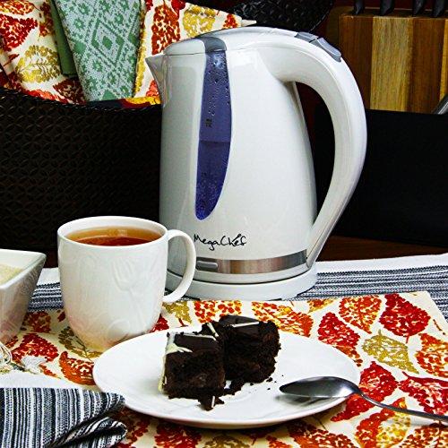 MegaChef 1.7Lt. Tea Kettle-