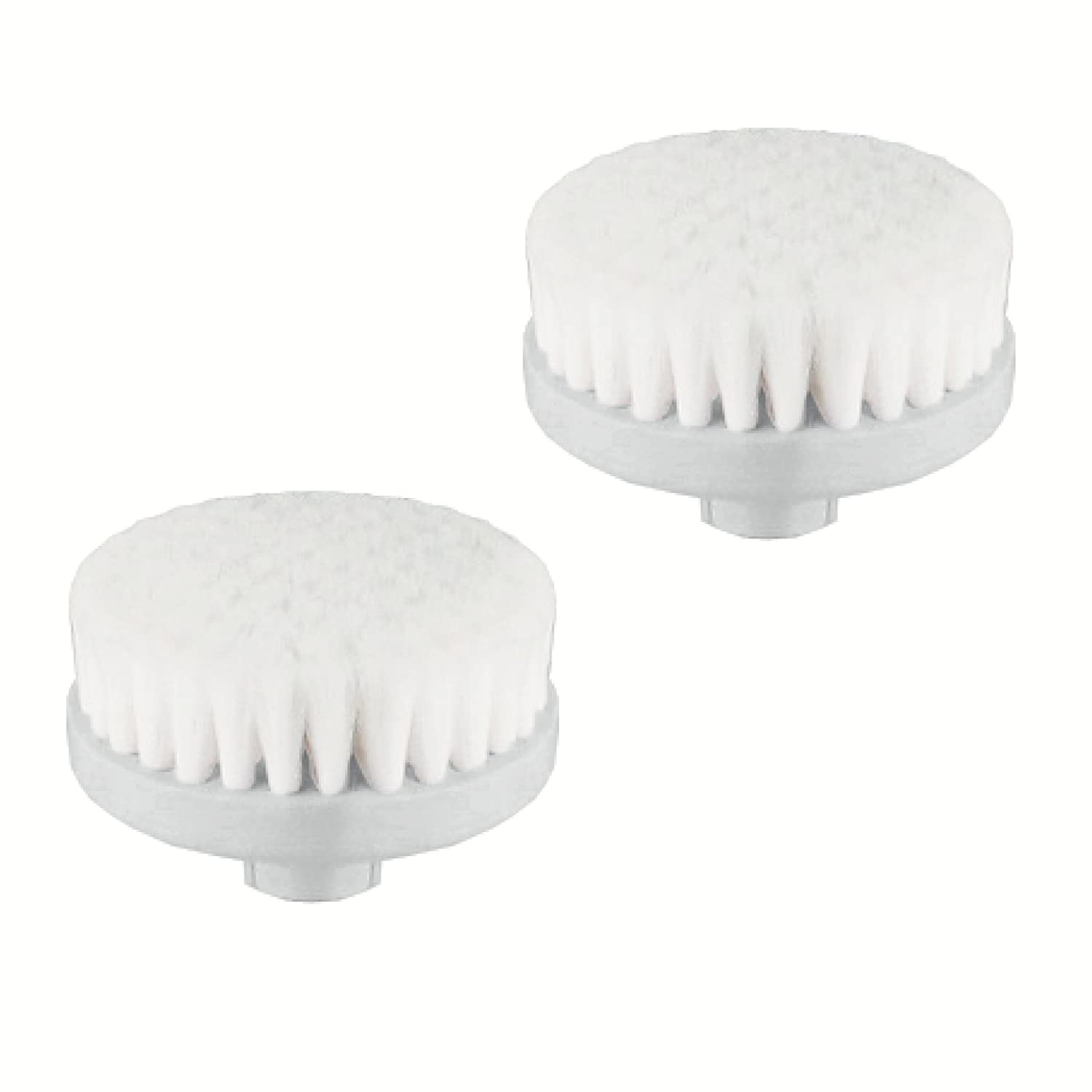 Vanity Planet Exfoliating Facial Brush Heads, 2 count VG34002-0002