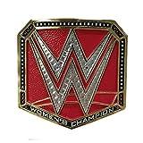 WWE Women's Championship Belt Buckle