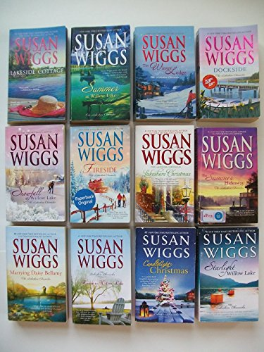 - Lakeshore Chronicles (Complete Set of 12) Lakeside Cottage ~to~ Starlight on Willow Lake