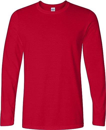 20542298a8c Gildan Softstyle Long Sleeve T-Shirt