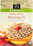 365 Everyday Value, Organic Honey & Nut Morning O's, 12.2 Ounce
