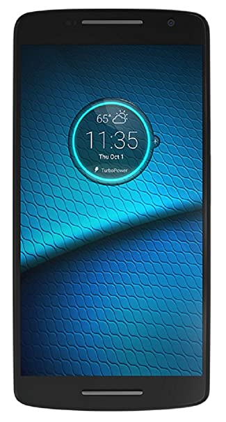 Review Motorola Droid MAXX 2 XT1565B 16GB 4G LTE Verizon Wireless CDMA No-Contract Smartphone w/ 48 Hour Battery Life - Black