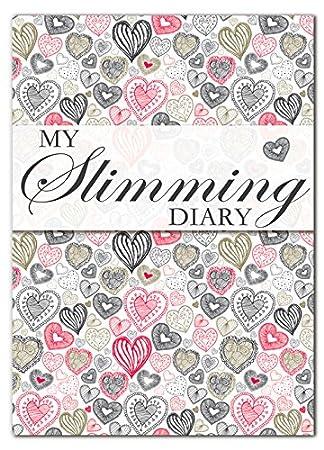 diet diary slimming diary food log journal slimming clubs food