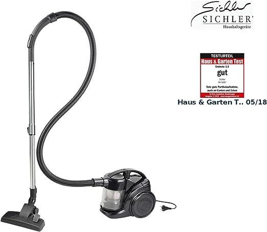 Sichler Haushaltsgeräte – Aspiradora: – Aspirador ciclónico bls de ...