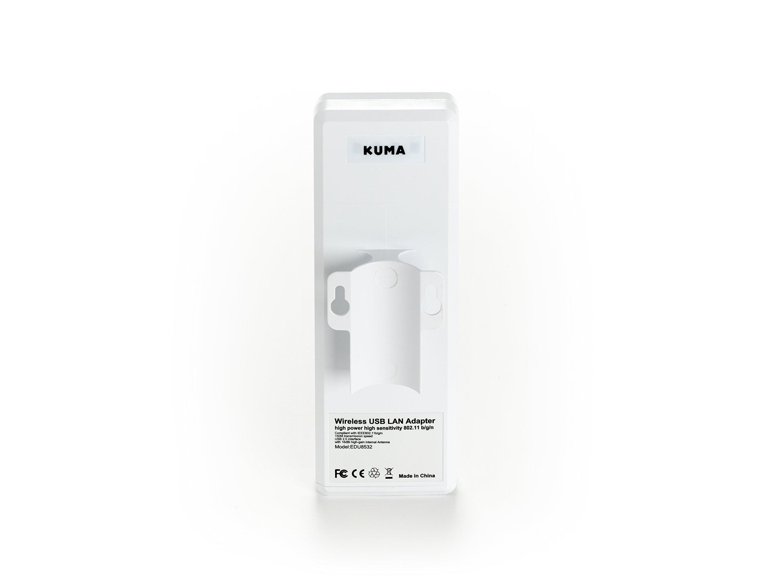 Kuma Hi-Gain Long Range Wireless Wifi Signal Booster Extender Hotspot Access Point Network Repeater for RVs, Motorhomes, Trucks & Boats by KUMA (Image #5)