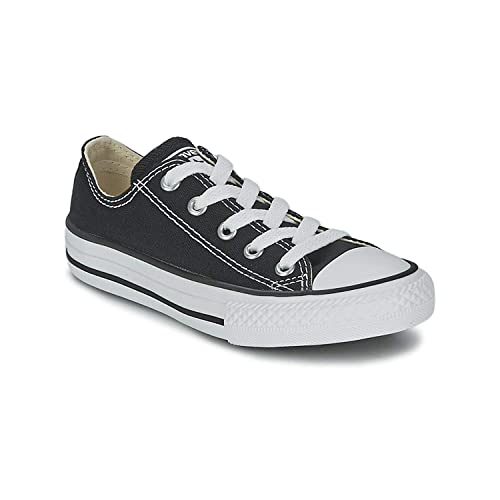 f81ccb48f2580 Converse All Star Low Black/White Kids/Youth Shoes 3J235 Sneakers