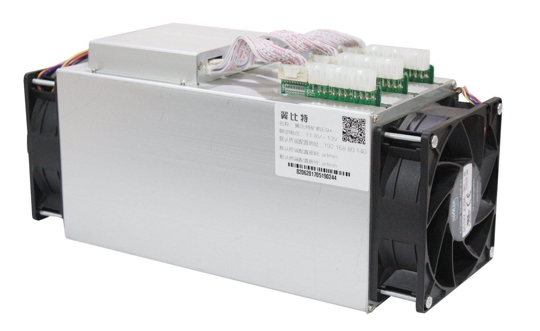 EBit E9+ 9TH/s SHA-256 Miner + 145W/T PSU para minería Bitcoin ...