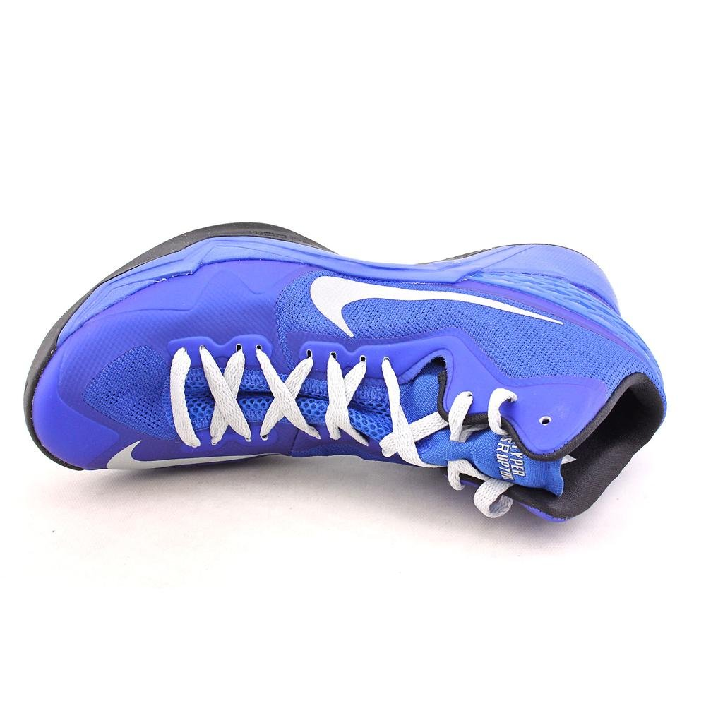 los angeles 2a8c0 d430f Nike Zoom Hyperdisruptor Mens Basketball Shoes 548180 400 GAME ROYAL STRATA  GREY-BLACK 13 D(M) US  Amazon.in  Shoes   Handbags