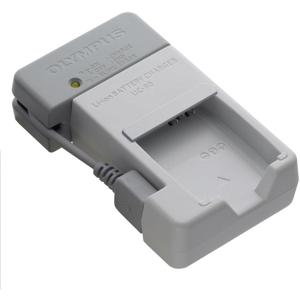Olympus V621036XW000UC-90 Li-Ion Battery Multi Charger (Grey)
