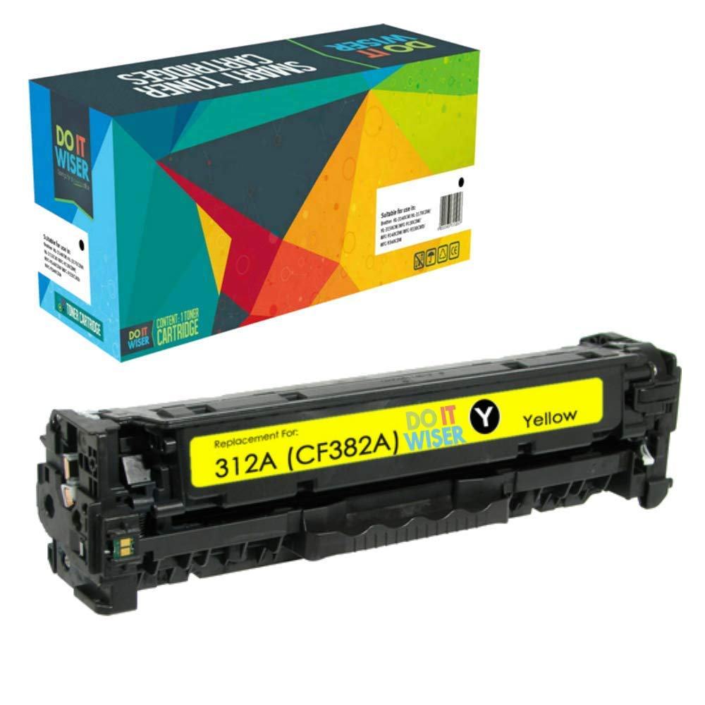 Toner Alternativo ( X1 ) Yellow 312A CF382A MFP M476 M476...