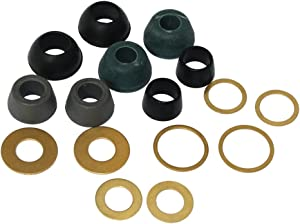 Plumb Pak PP810-30 Assorted Cone Washer, for Use with Faucet and Toilets