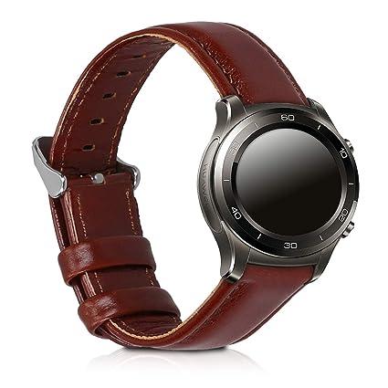 kwmobile Correa para Huawei Watch 2 / Samsung Gear S2 Classic ...