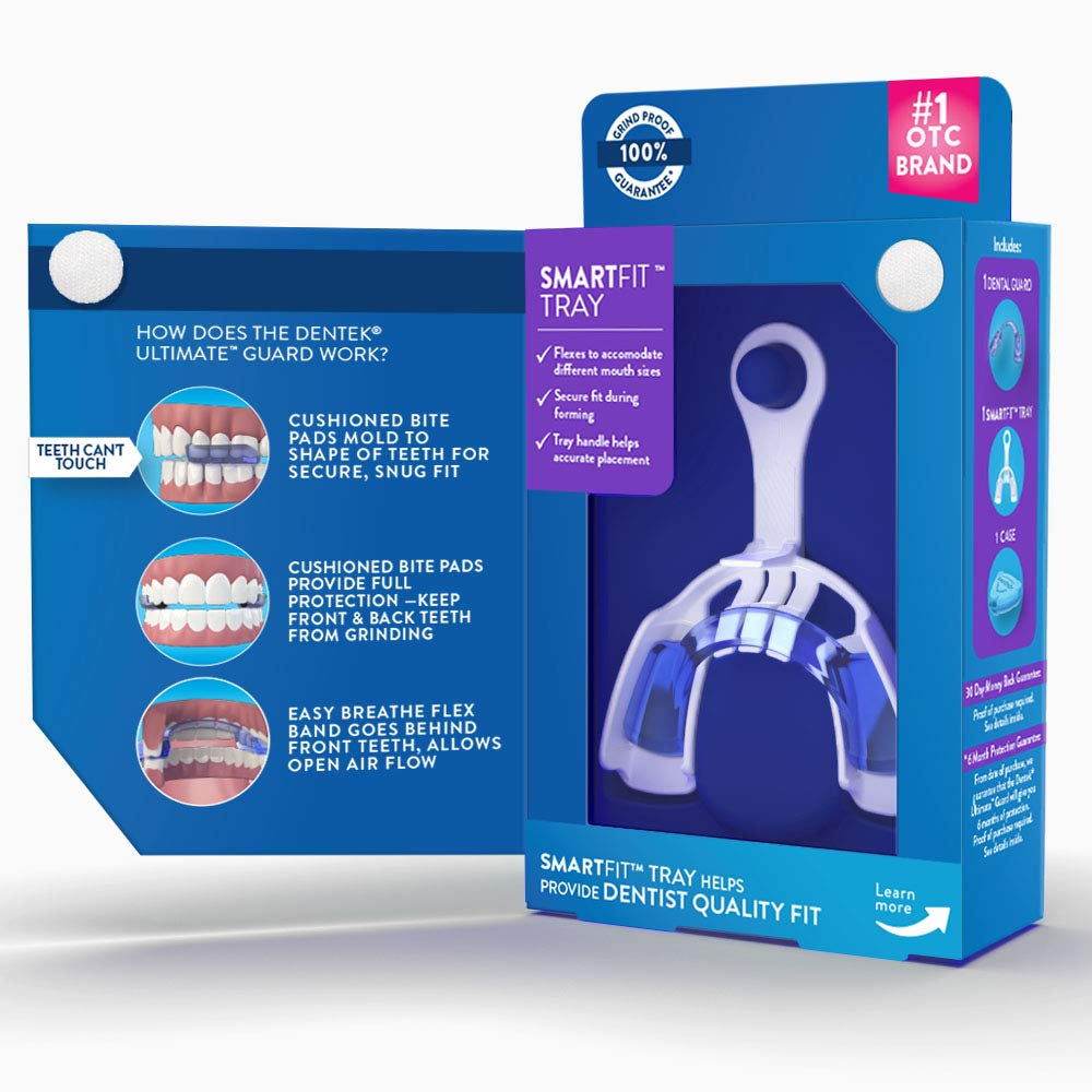 DenTek Ultimate Dental Guard For Nighttime Teeth Grinding : Beauty