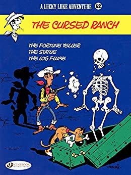 Lucky Luke (english version) - Tome 62 - The Cursed Ranch by [Jean Léturgie, Xavier Fauche]