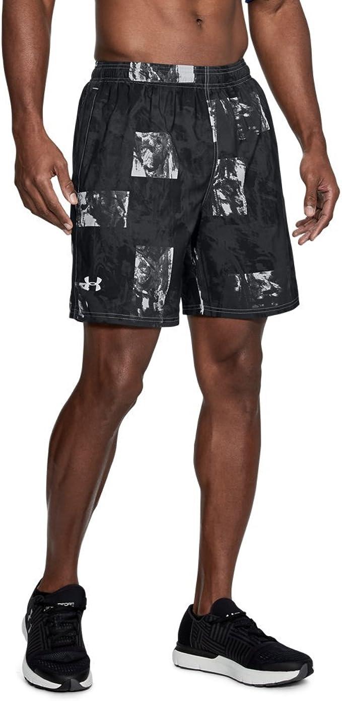 Under Armour Herren Woven Graphic Shorts Bekleidung