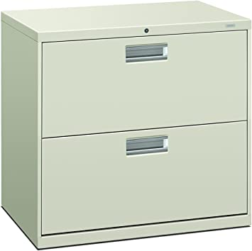 Heritage Hill Two Drawer Lateral File 30 W Classic Cherry
