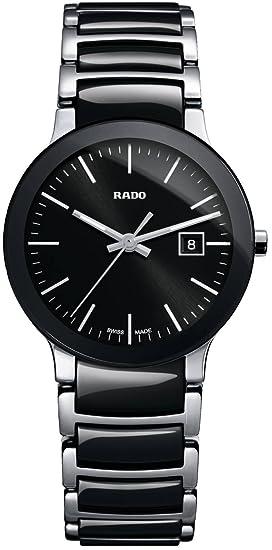 Rado - Reloj de pulsera mujer, acero inoxidable, color multicolor
