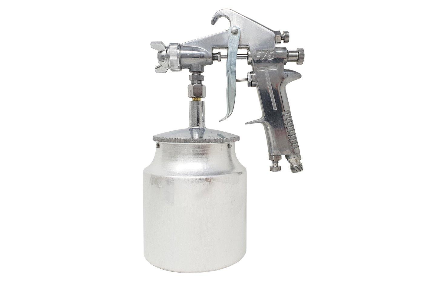 BES 24209 Pistola a Spruzzo, Compressore per Vernice Ad Aria Spray Pittura BES SRL