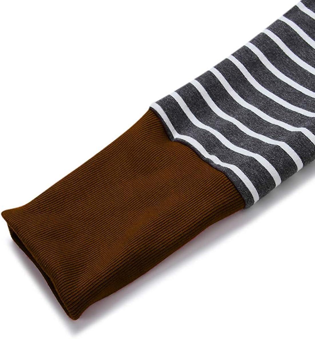 Tomwell Donna Casual Elegante Solid Bottoni Manica Lunga di Lavoro a Maglia con Scollo a V Slim Cardigan Maglione della Ragazza