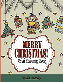 Cheers My Deers: A Funny Christmas Adult Coloring Book of Puns ...