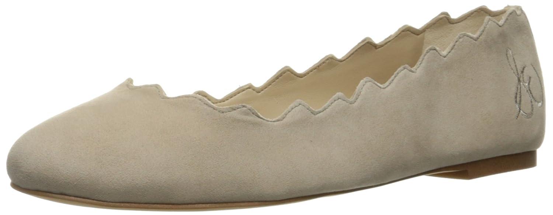 Sam Edelman Women's Francis Ballet Flat B01J5O0RR2 11 B(M) US|Bistro Suede