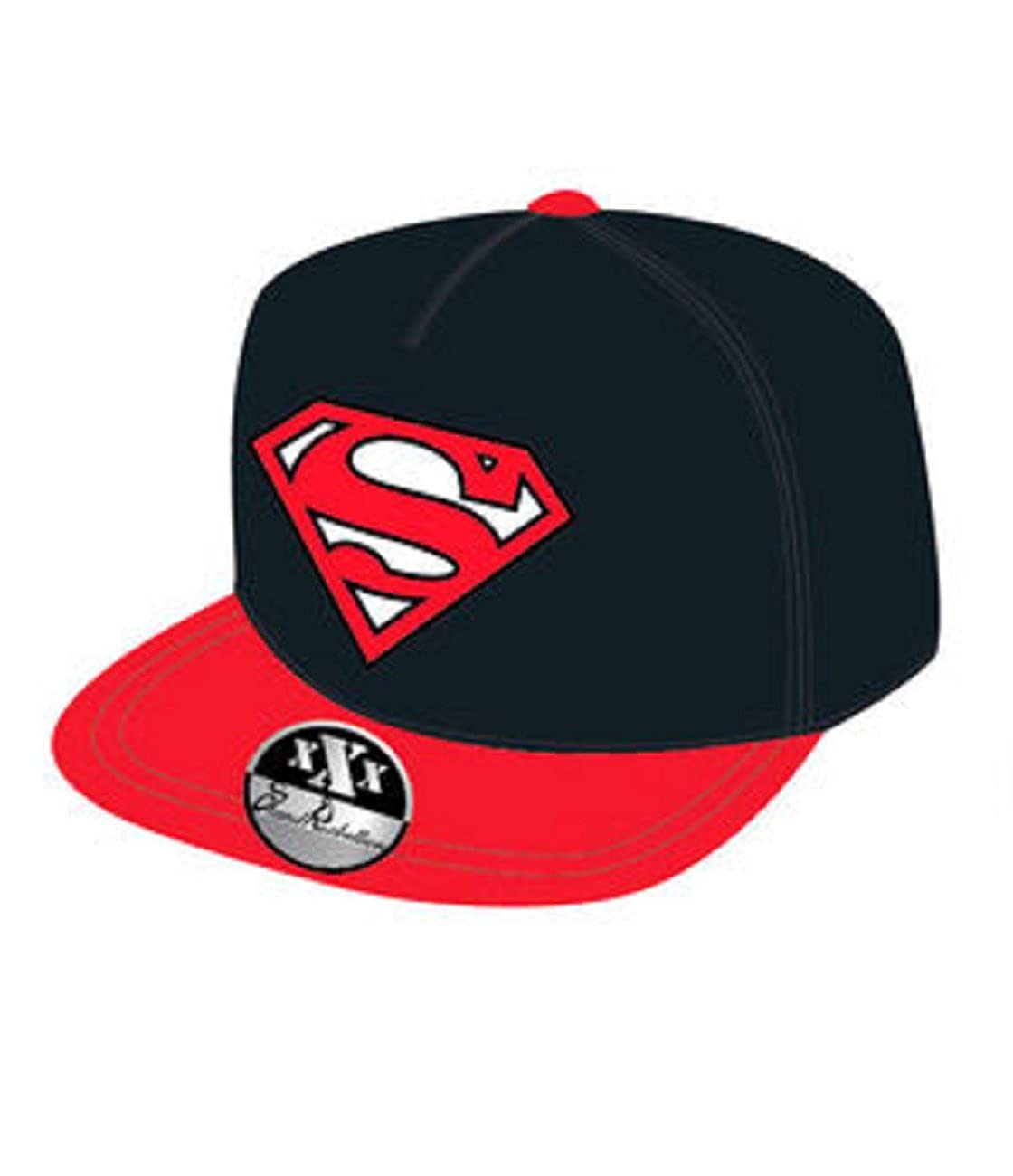 Gorra superman hip hop talla 54: Amazon.es: Ropa y accesorios