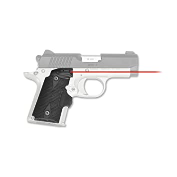 Crimson Trace LG-409 Lasergrips Red Laser Sight Grips for Kimber Micro 9  Pistols
