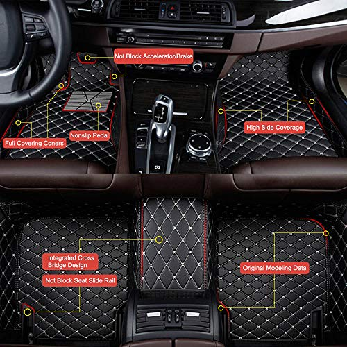 Custom Audi Car Floor Mats