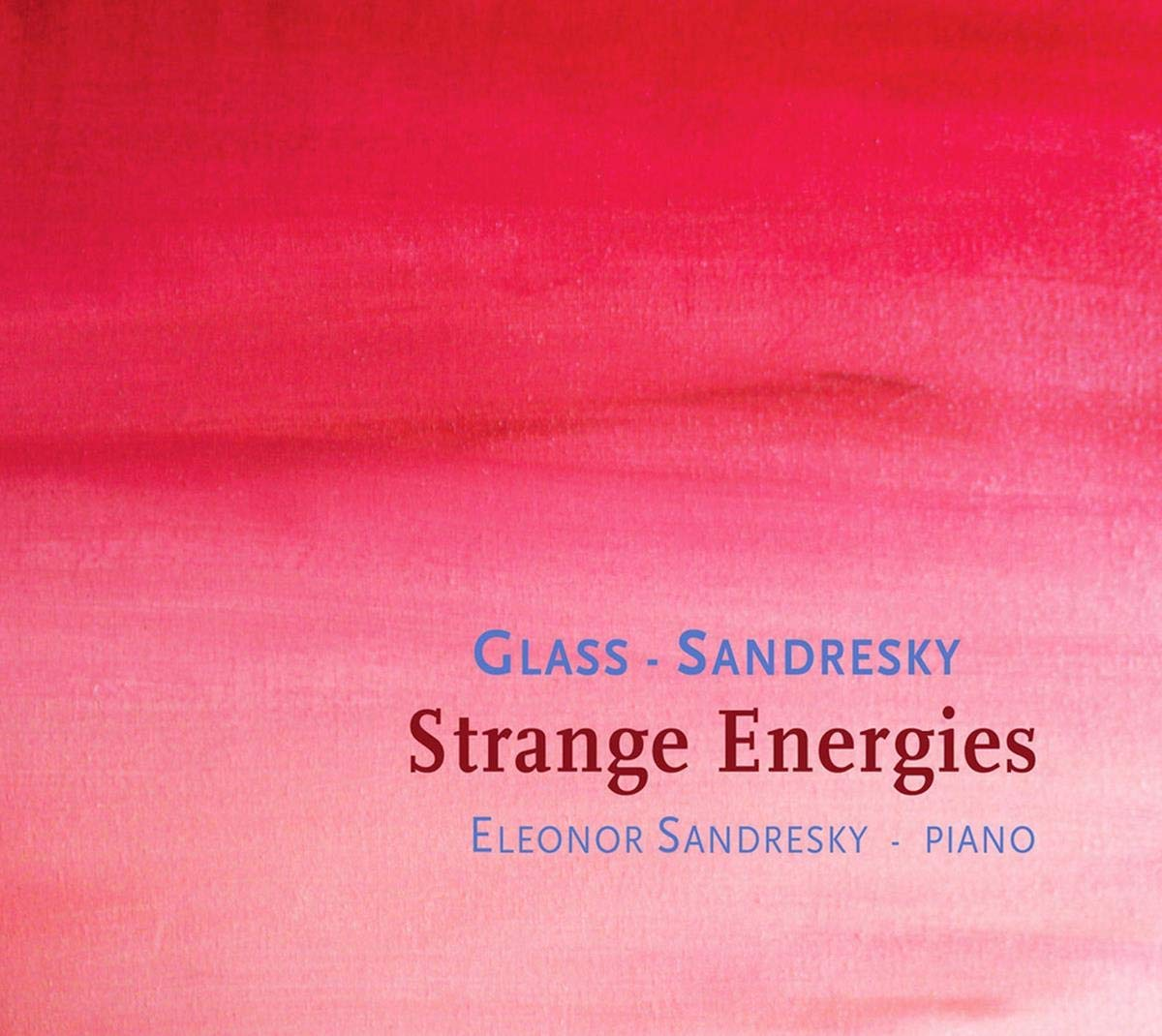 Book Cover: Strange energies