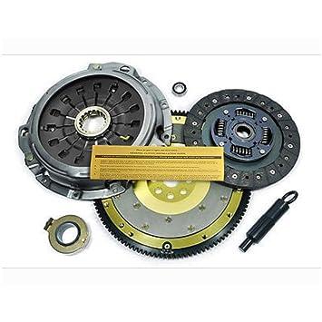 Amazon.com: EFT HD CLUTCH KIT+6061 ALUMINUM FLYWHEEL 9-2X WRX BAJA FORESTER XT LEGACY TURBO: Automotive