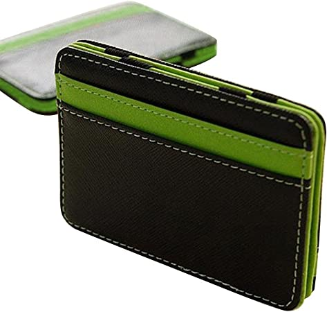 Fandazzie Fashion Magic Wallet Mens Money Clip Ombrelli Pieghevoli