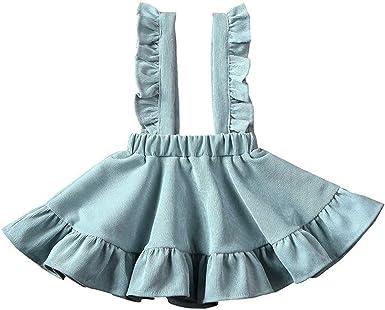 FELZ Vestidos de Fiesta para Bebes niñas Vestido de Bebe niña ...