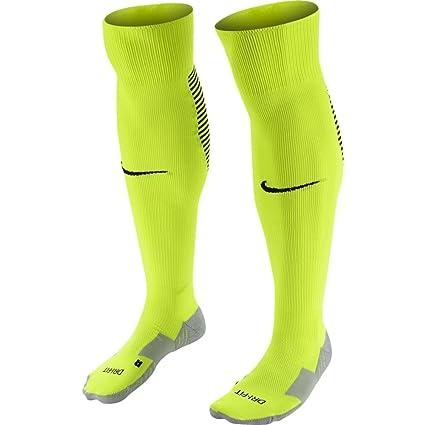 Nike U Nk Matchfit OTC-Team Calcetines, Hombre, Amarillo (Volt/Black