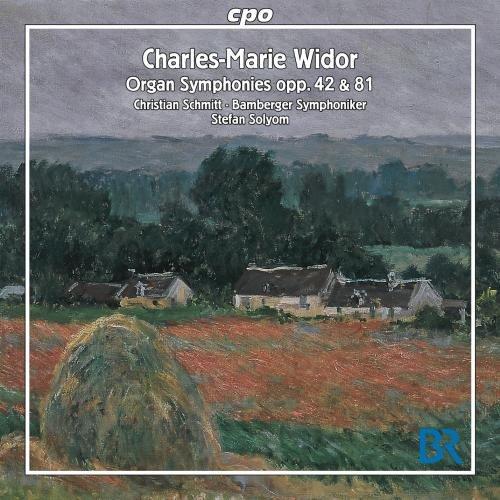 Widor: Organ Symphonies Opp 42 & 81 (Hybr) (Widor Organ)
