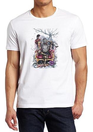 Amazon.com: League of Legends Jhin The Virtuoso Shirt Custom Made T-shirt: Clothing