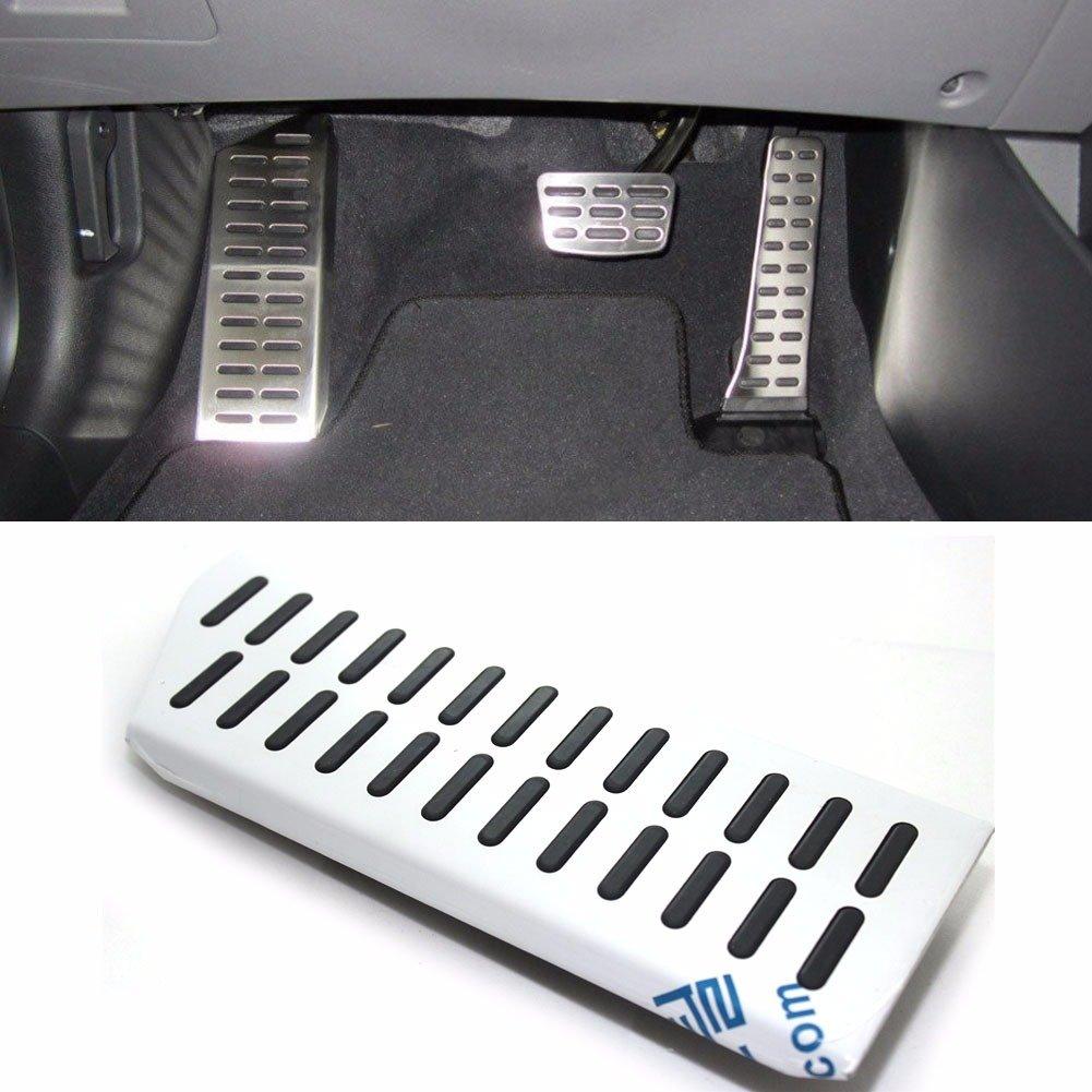 Forte//Koup K3 OEM Parts Hyundai KIA Mobis HYUNDAI Auto Alloy Foot Rest Pad Cover for KIA 2014