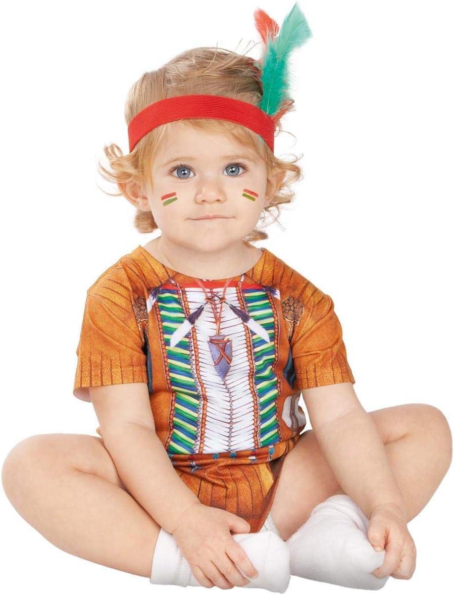 My Other Me Disfraz de India para bebé